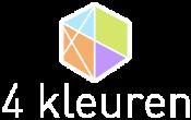 4 kleuren logo in kleur
